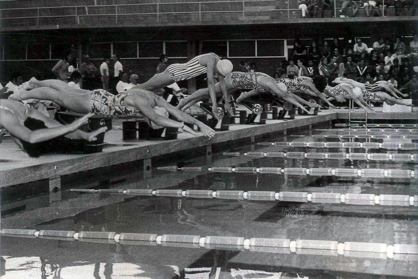 Una vida entre piscinas