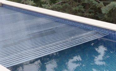 ¿Por qué no adecuar la piscina y utilizarla todo el año?