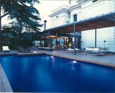 Una piscina de pel.lícula