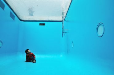 Illusion Pool by Leandro Erlich